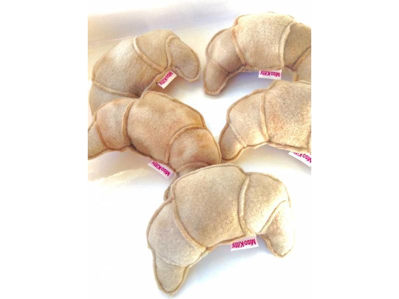Miso Handmade Croissant Toy