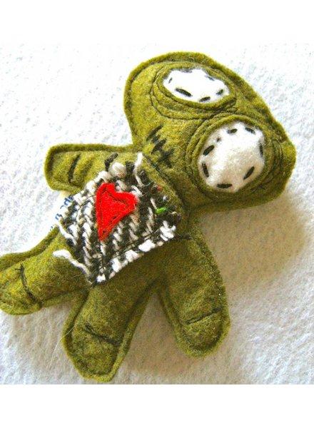 Miso Handmade Zombie Toy