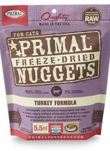 Primal Freeze-Dried Turkey
