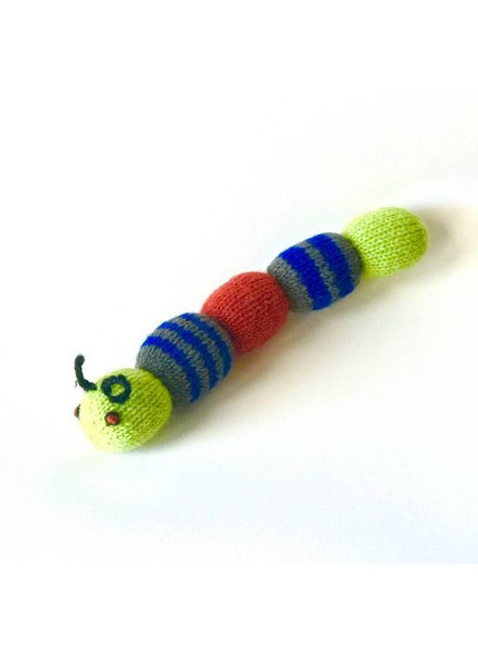 Ware of the Dog Caterpillar Toy