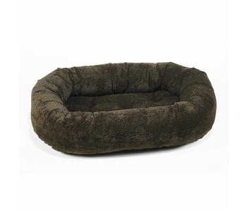 Bowsers Donut Bed, Chocolate Bones