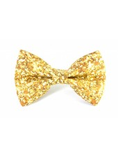 The Modern Mutt Bow-Tie, Glitter