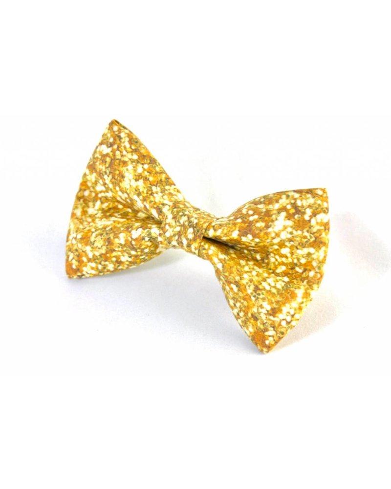 The Modern Mutt Bow-Tie, Glitter