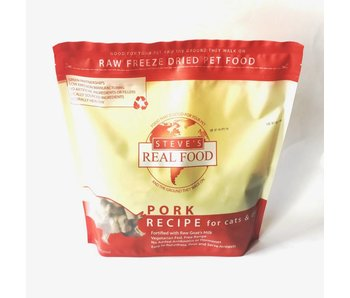 Steve's Real Food Freeze-Dried Pork