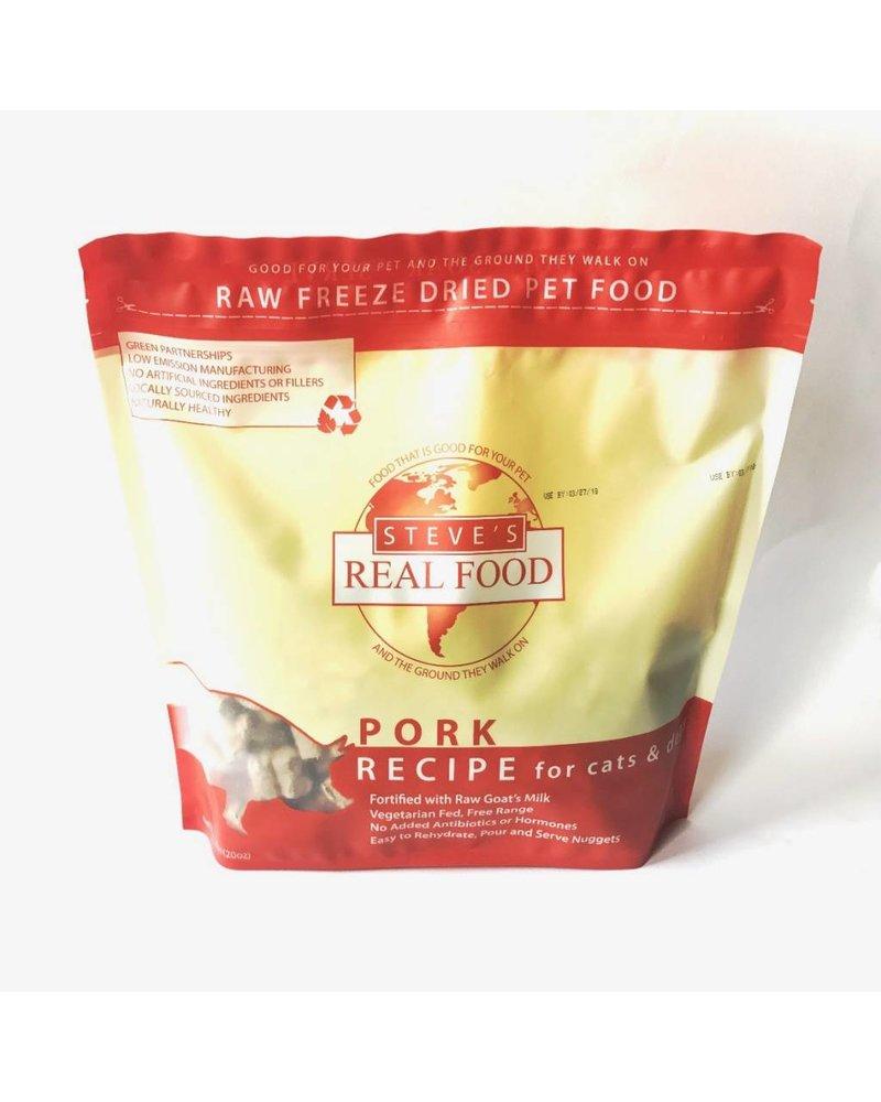Steve's Real Food Freeze-Dried Pork