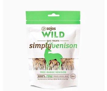 Sojos Simply Wild Venison