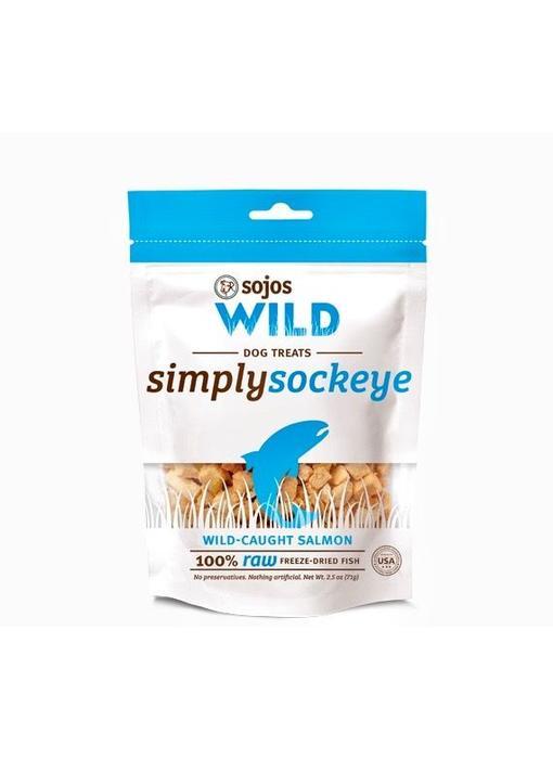 Sojos Simply Wild Salmon