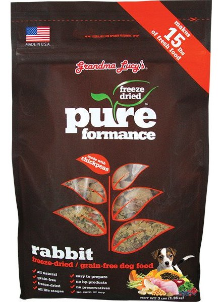 Grandma Lucy's Pureformance Rabbit