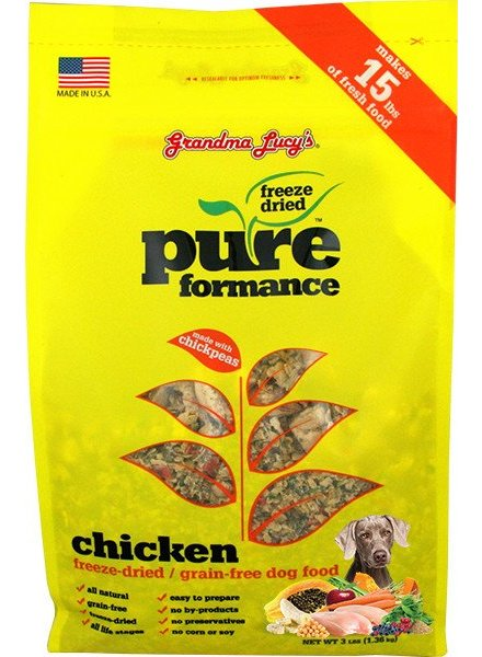 Grandma Lucy's Pureformance Chicken