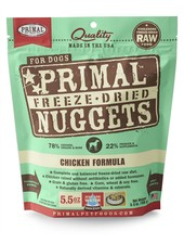 Primal Freeze-Dried Chicken