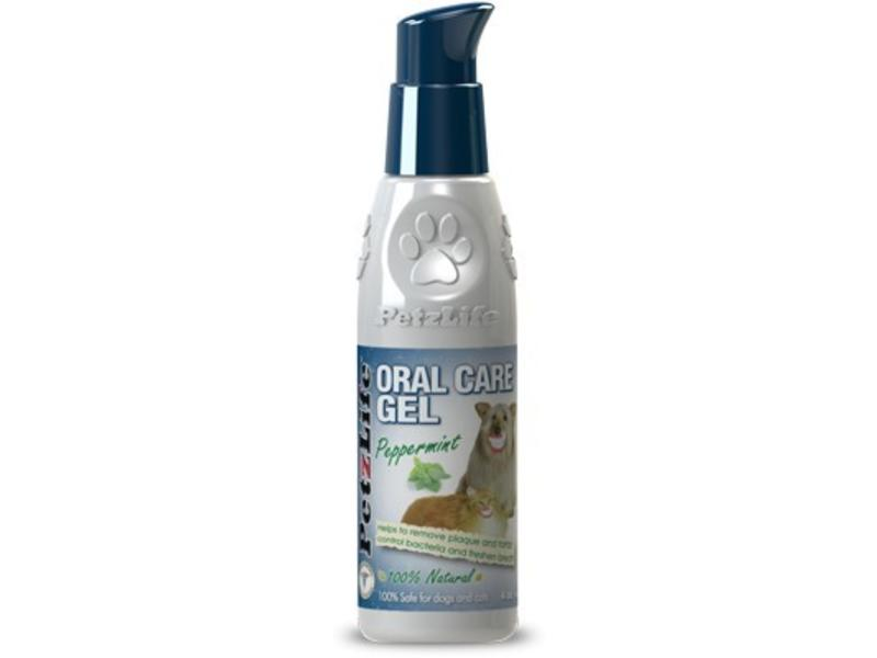PetzLife Oral Care Gel, Peppermint