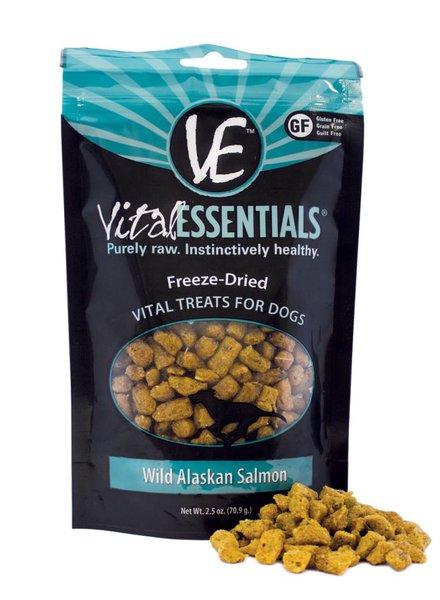 Vital Essentials Wild Alaskan Salmon Nibs