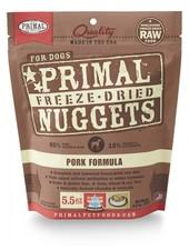 Primal Freeze-Dried Formula Pork for dogs