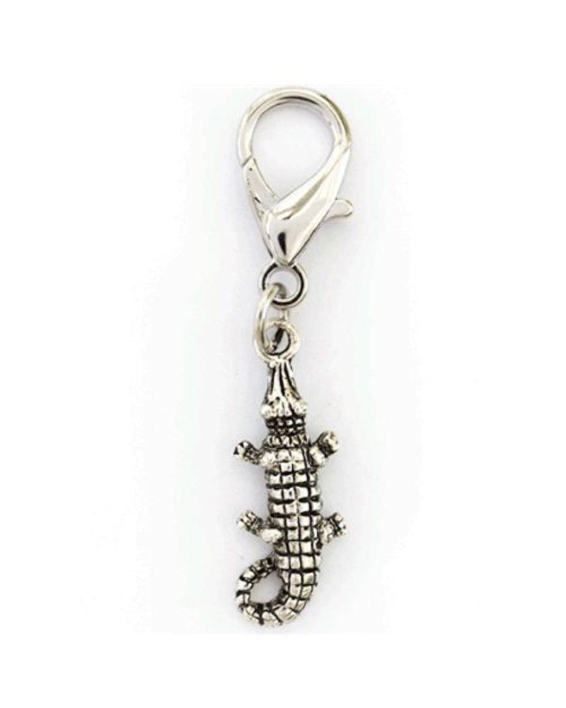 Collar Charm, Alligator