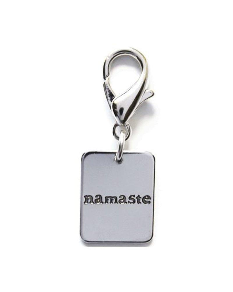 Collar Charm, Namaste