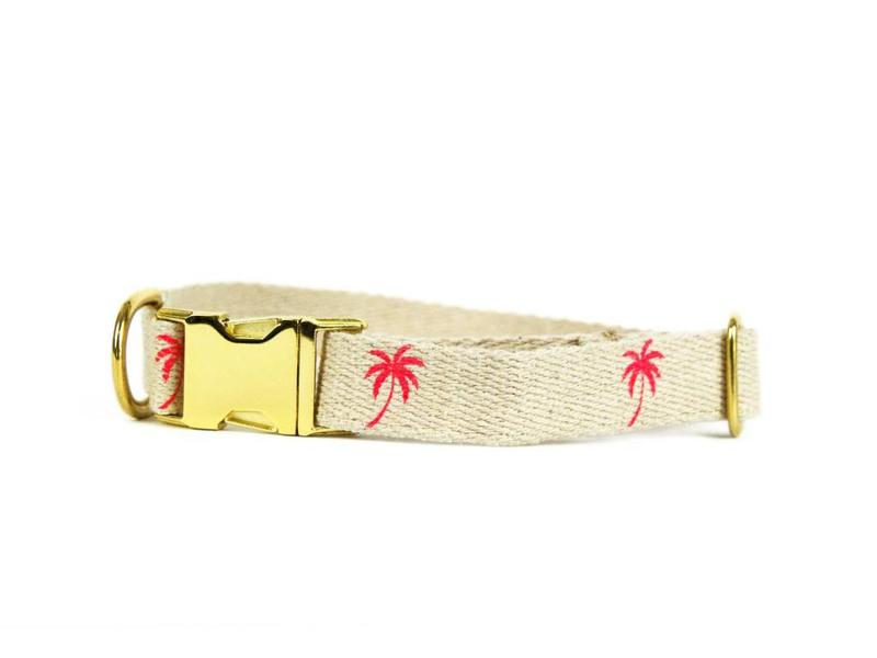 SHED Brooklyn Hemp Palm Collar