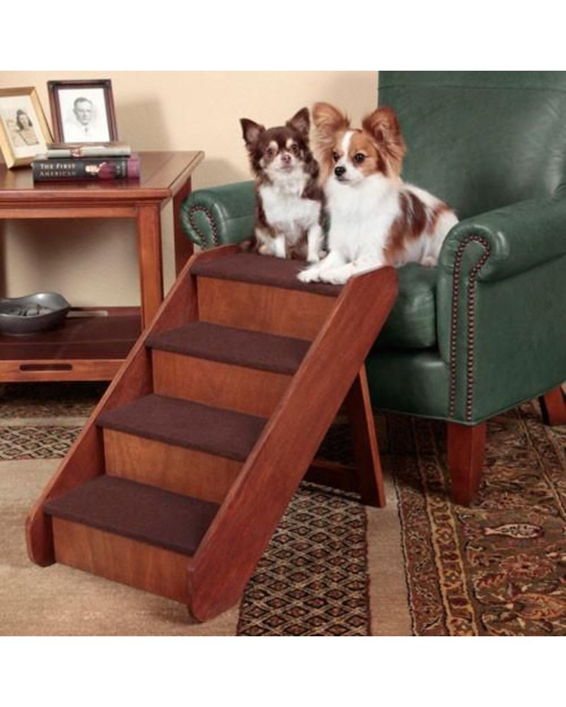 PupStep Wood Pet Stairs