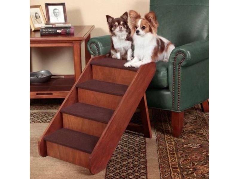 PupStep Wood Pet Stairs