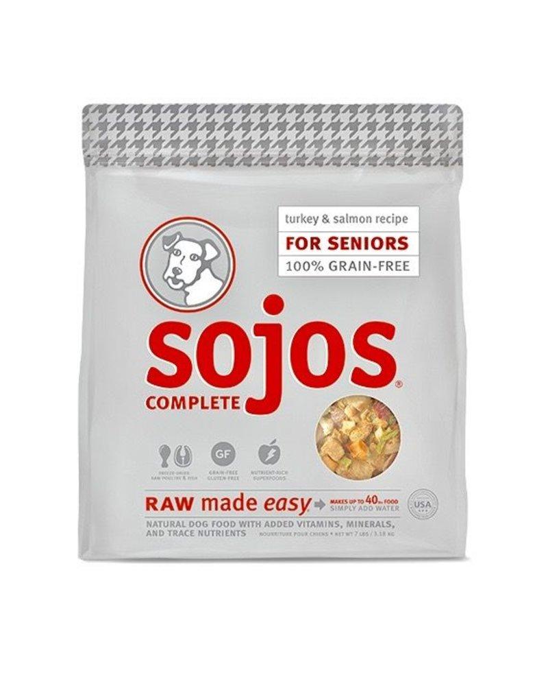 Sojos Complete Senior Turkey & Salmon