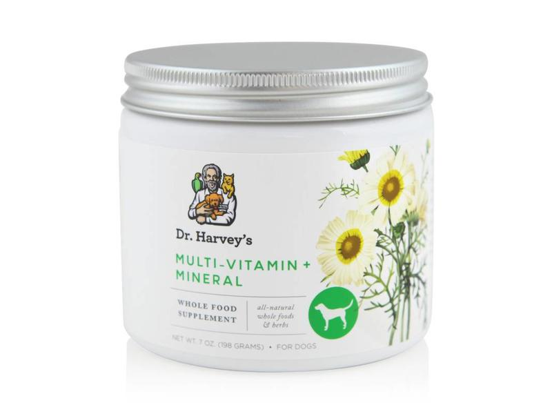 Dr. Harvey's Multi-Vitamin & Mineral Supplement