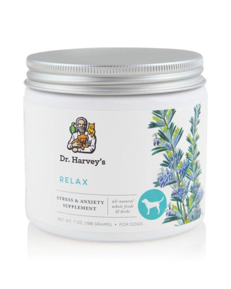 Dr. Harvey's Relax Stress & Tension Supplement