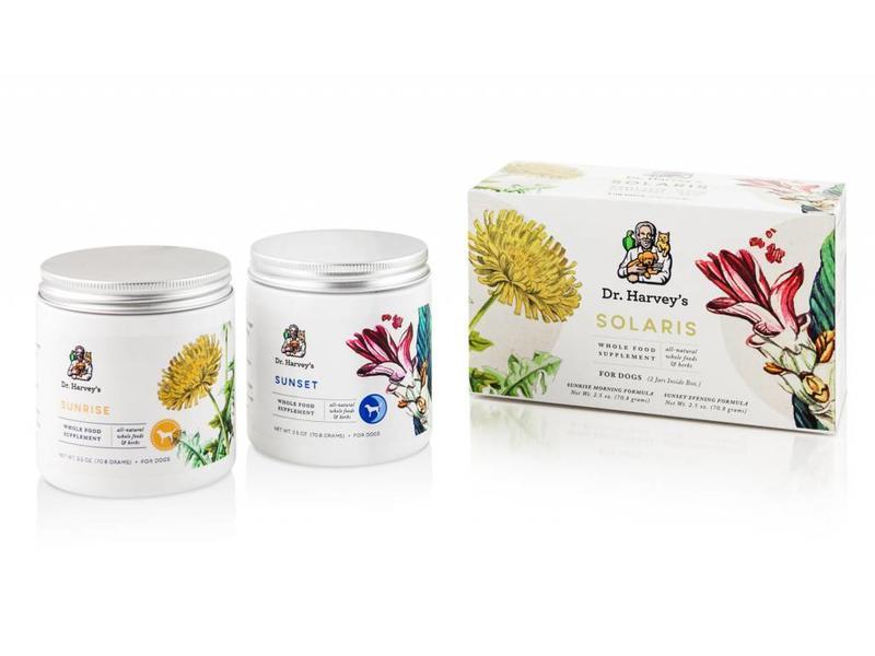 Dr. Harvey's Solaris Organic Mushroom Supplement
