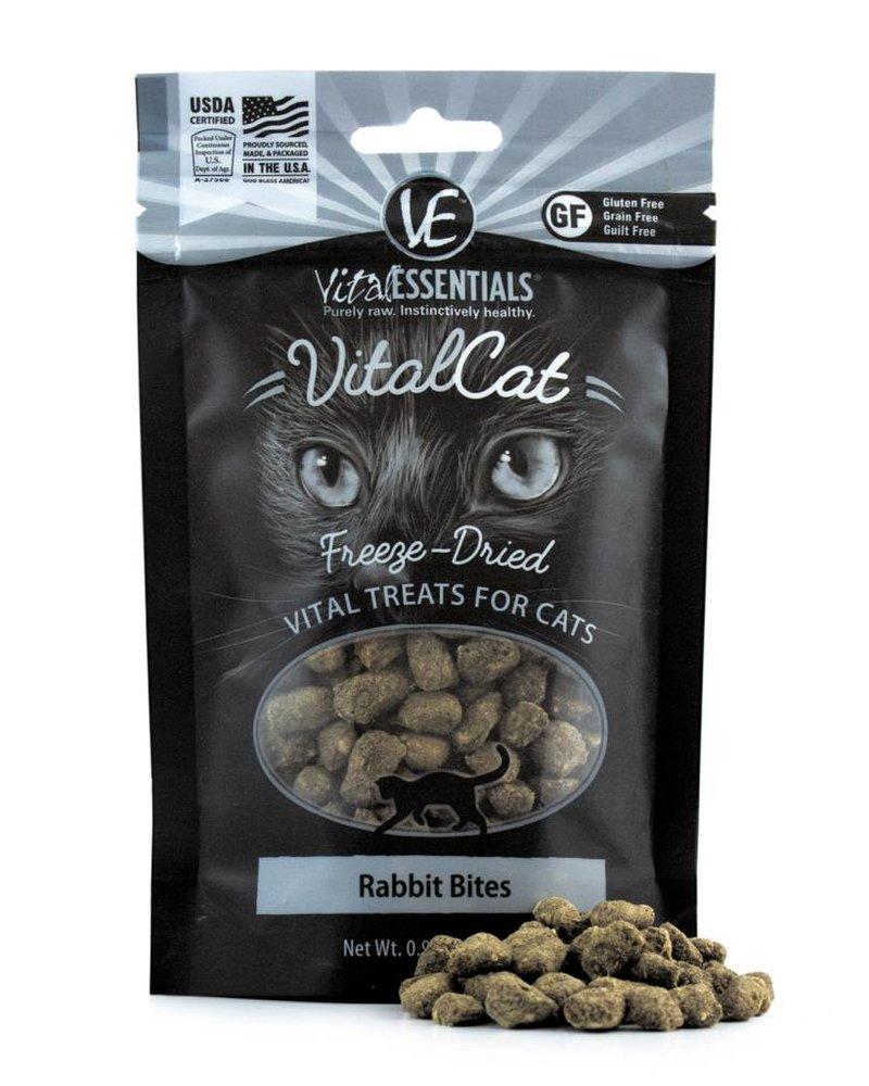 Vital Essentials Rabbit Bites for cats