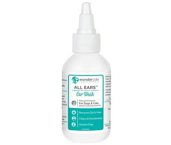 Wondercide All Ears Natural Ear Wash