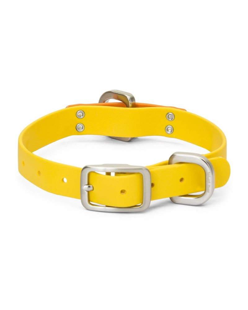 West Paw Jaunts Collar, Yellow