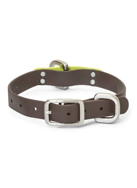 West Paw Jaunts Collar, Brown