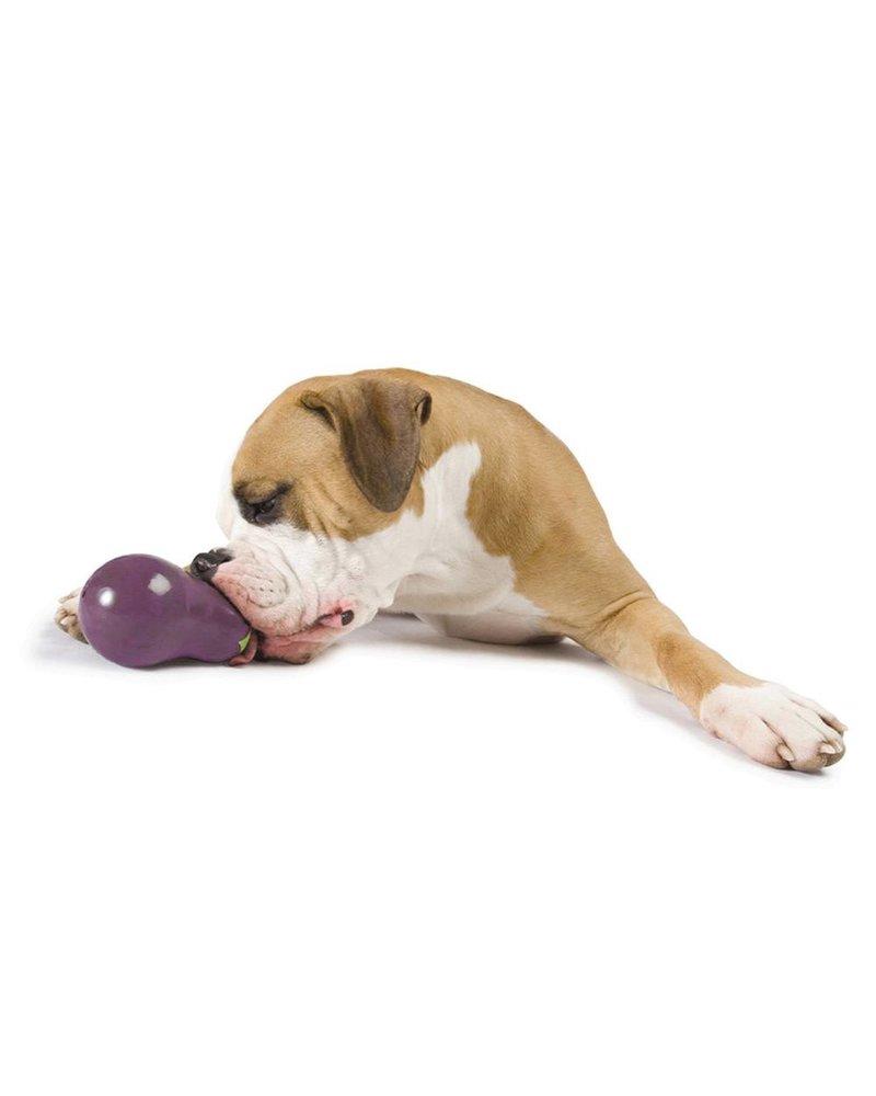 Planet Dog Eggplant Toy
