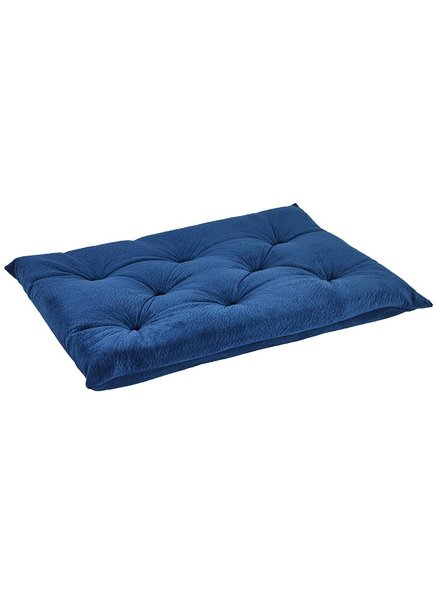 Bowsers Tufted Cushion Cobalt