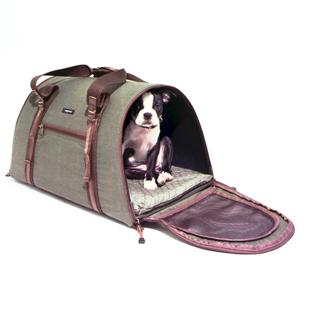 Feed Pet Purveyor Ripstop Carrier