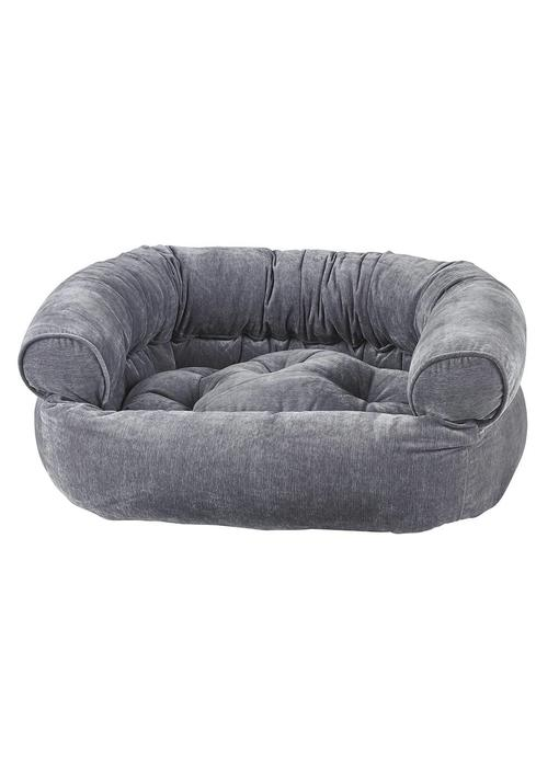Bowsers Double Donut Sofa Bed, Pumice