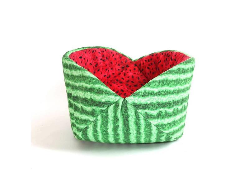 The Cat Ball Watermelon Canoe