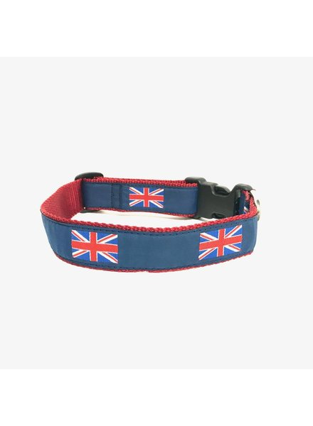 Preston Union Jack Flag Collar
