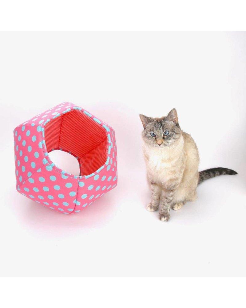 The Cat Ball Mini Dots Ball Bed