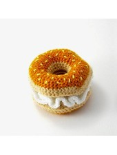 Ware of the Dog Bagel w/ Cream Cheese