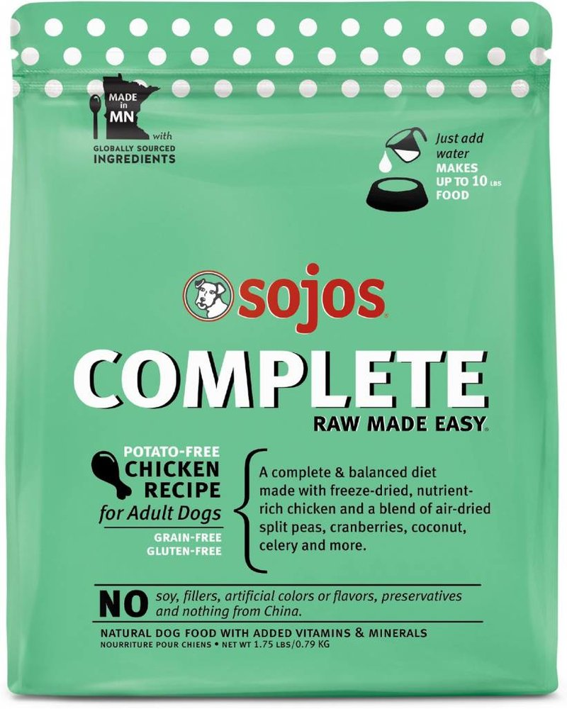 Sojos Complete Chicken