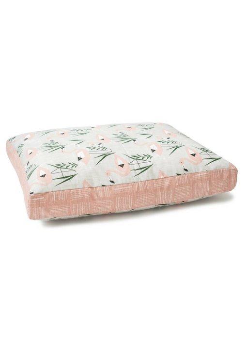 Janery Charlie Cushion, Flamingo