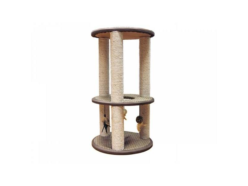 Cinnamon Cat Tower
