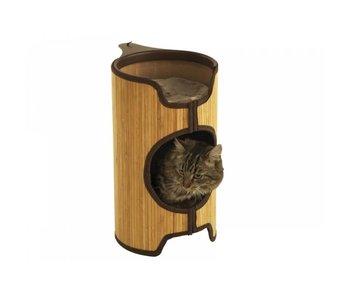 Bamboo Cat Tower