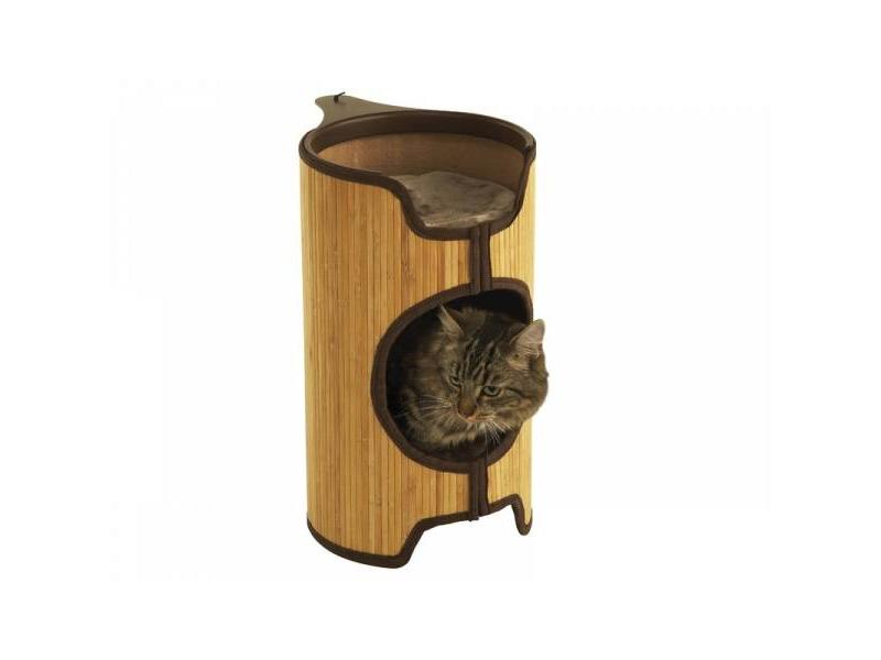 Bamboo Cat Tower