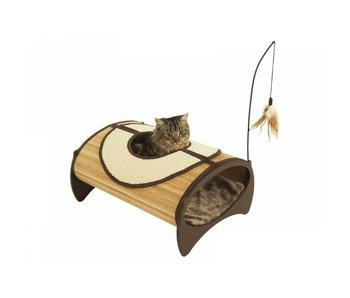 Bamboo Cat Pod
