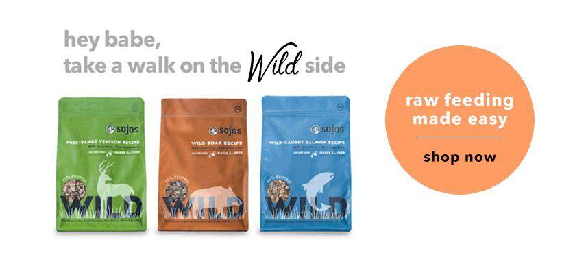 Feeding Guide: Sojos Wild