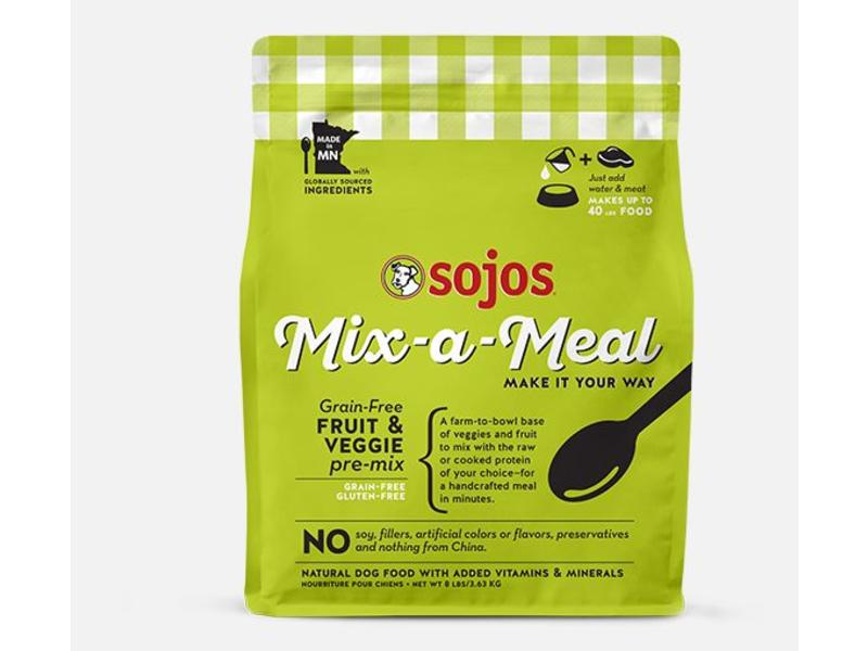 Sojos Mix-a-Meal Grain-Free Pre-Mix