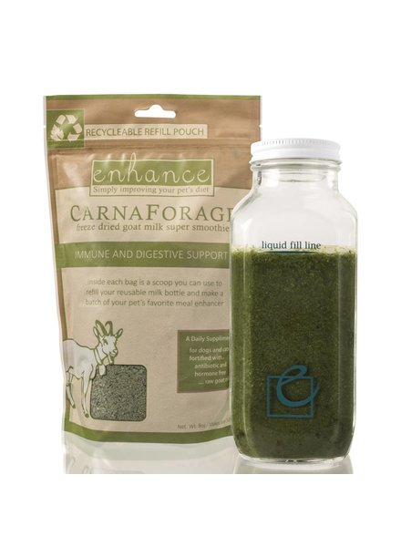Steve's Real Food Enhance Carnaforage Goat Milk