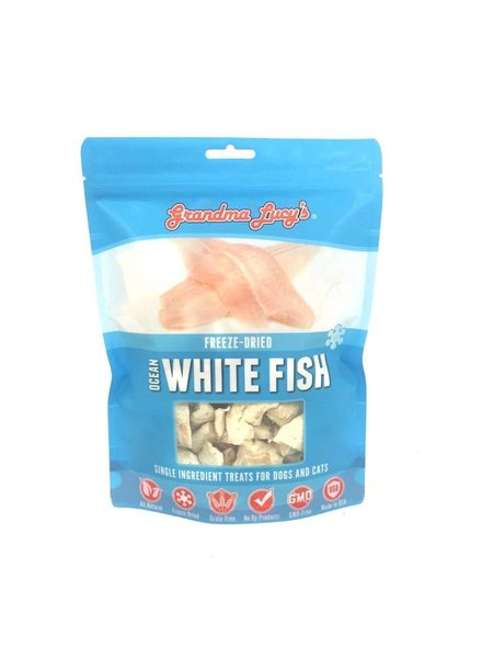 Grandma Lucy's Singles White Fish