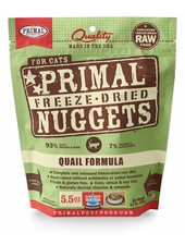 Primal Freeze-Dried Formula Quail for cats