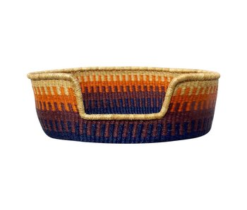Woven Basket Bed